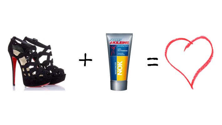 Schéma explicatif très précis du fonctionnement de la crème NOK.