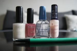 Outils pour le Nail Art